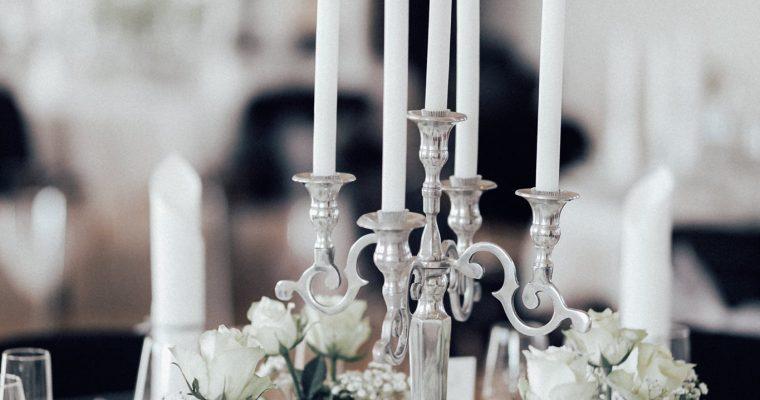 Dejligt bryllup